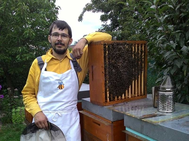 Včelař Havelka Jan